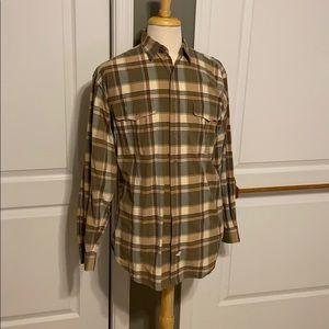 Ralph Lauren casual dress shirt. Large